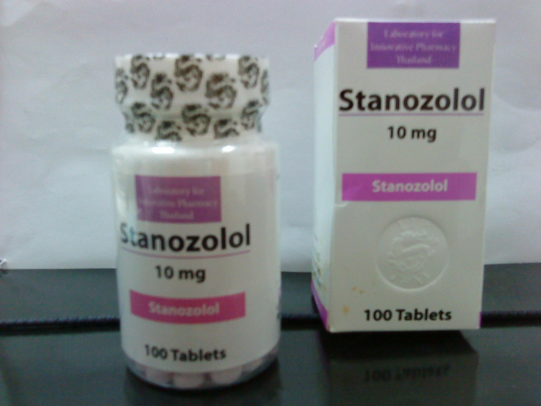 stanozolol 10mg para que serve