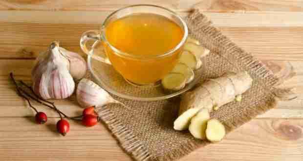 Часночны чай: ведайце, для чаго ён патрэбны, і навучыцеся рабіць яго дома!