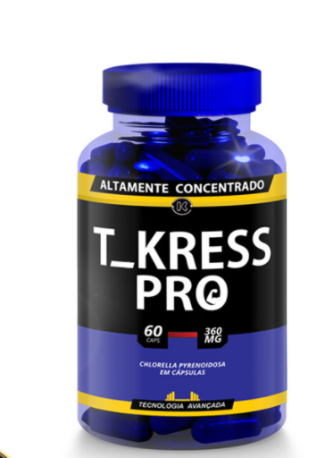 Frasco do T-Kress Pro